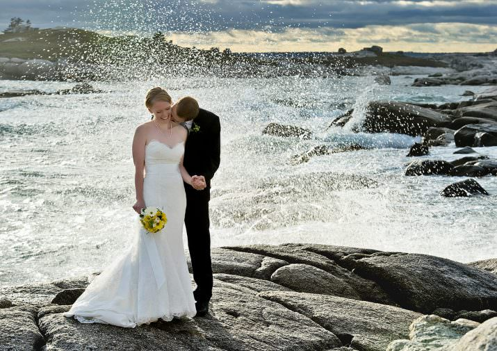 An Oceanstone Wedding