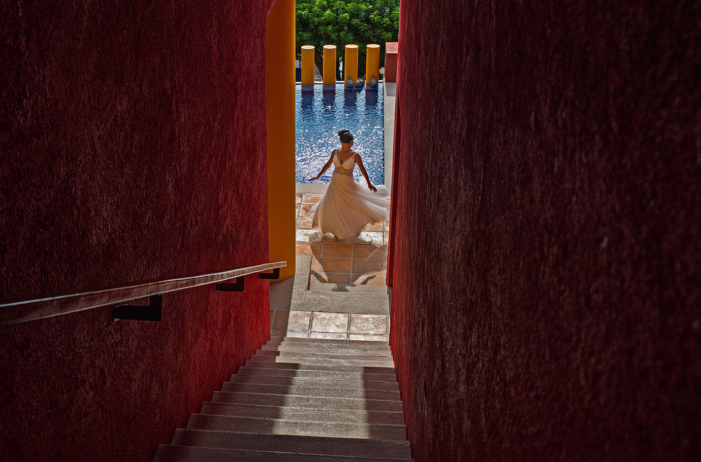 Mexico Wedding Photographers, Destination Weddings, Isla Mujeres, Cancun, Travel, Jenn Nauss, Cooked Photography