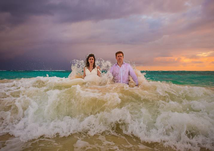 Anna + Jaret, Punta Cana Wedding