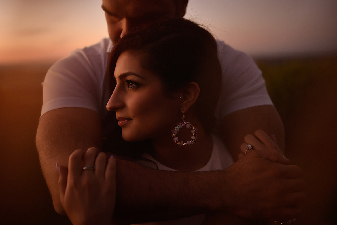 Lebanese Engagements, Vineyard Engagements, Sunset, Luckett Vineyard, Amanda + Tony, Cooked Photography