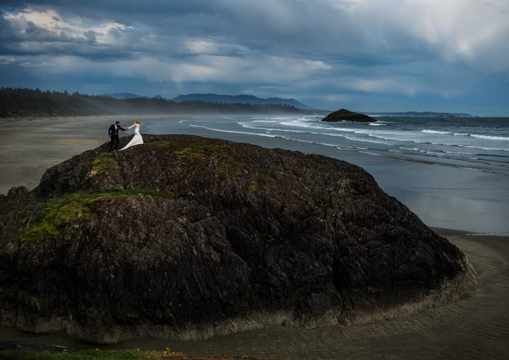 Matt + Magda, Vancouver Island Wedding