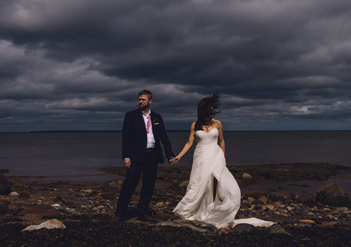 Nicole + Edmund, Pictou Lodge Wedding