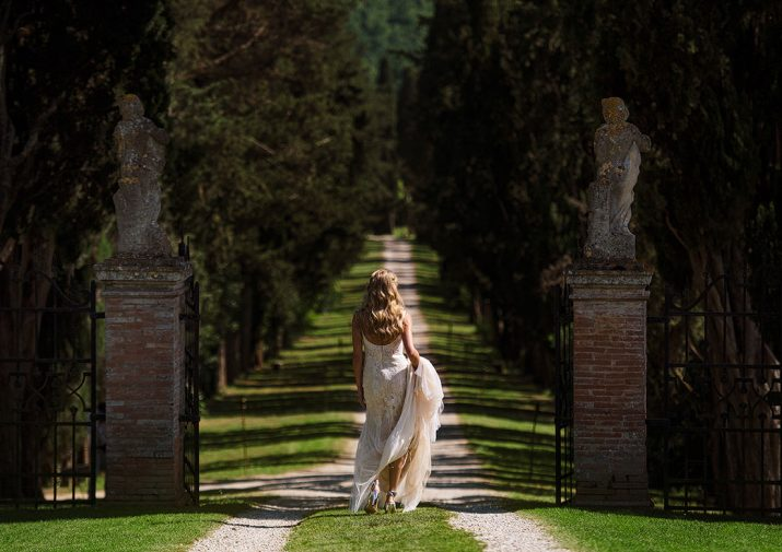 Kenzie + Mark, A Borgo Stomennano Wedding