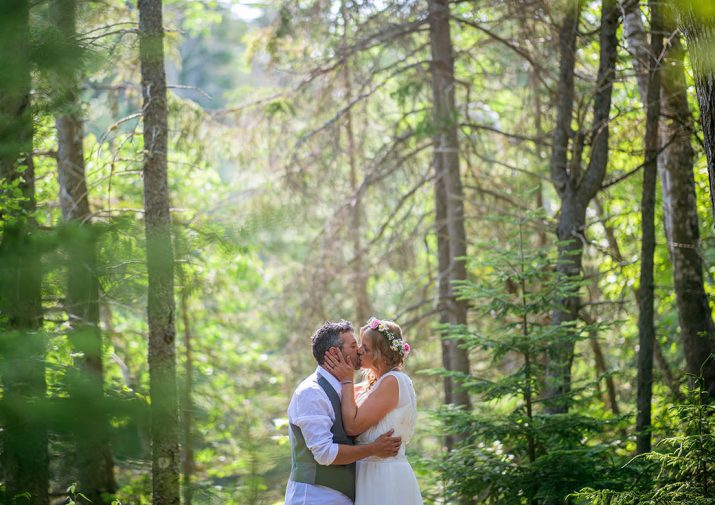 Allison + Sylvain's Surprise Elopement