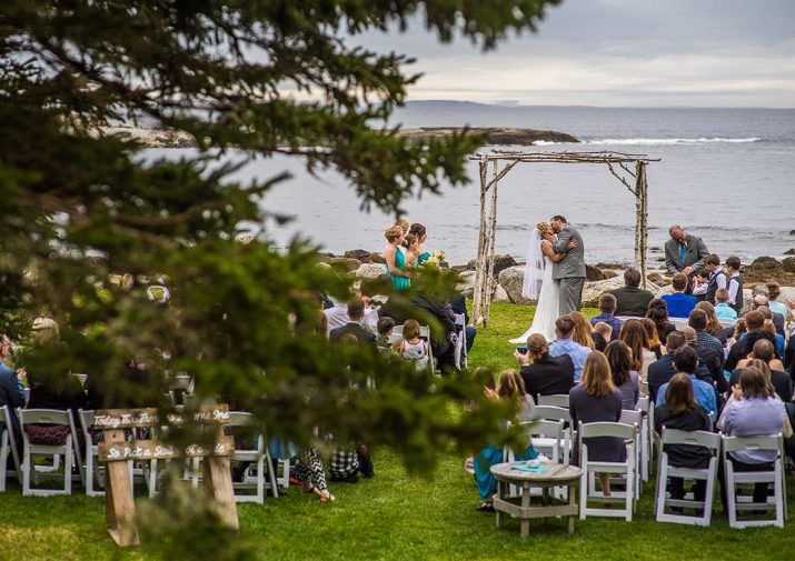 Jess + Keith, Oceanstone Wedding