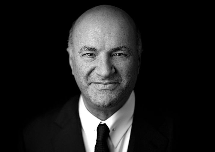 Mr. Wonderful, AKA Kevin O'Leary