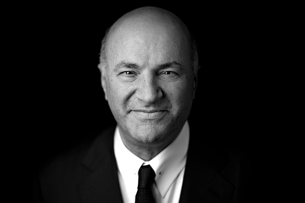 Cooked Photography, Halifax Photography Studio, YouTube, Studio Portraits, Personal Branding Session, Cooked Studio, Granville Street, Halifax, Kevin O'Leary, Mr. Wonderful